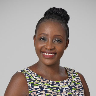 Maria Omare, Spring 2017 ADA Fellow, Selected as Winner of Alumni Engagement Award