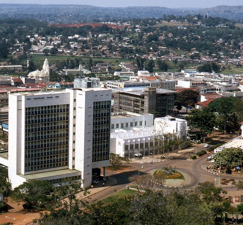 COVID-19: Joel Kawanguzi in Uganda