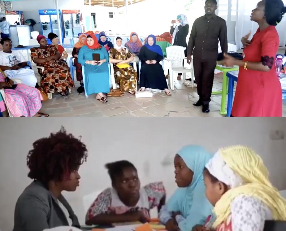PFP-IDE Alumnae in Tanzania Win Global Zero Project Awards
